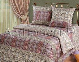 Комплект постельного белья семейный бязь АРТ-Венецианские кружева