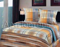 Комплект постельного белья евро бязь АРТ-Айвенго