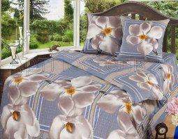 Комплект постельного белья евро бязь АРТ-Барбара