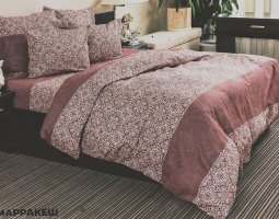 Комплект постельного белья семейный из бязи Стандарт Маракеш