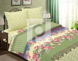 Комплект постельного белья 2сп бязь Традиции текстиля Лаура