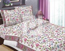 Комплект постельного белья 1,5сп бязь традиции текстиля Зара