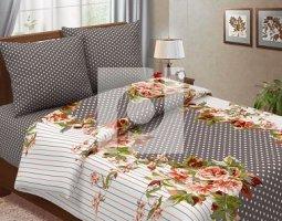 Комплект постельного белья 1,5сп бязь традиции текстиля Мишель