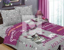 Комплект постельного белья 1,5сп бязь традиции текстиля Пират