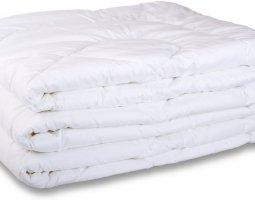 Одеяло полиэфирное 2сп бязь отбеленная