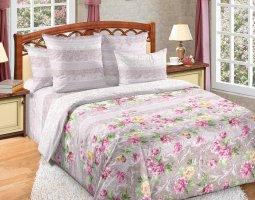 Комплект постельного белья 1,5сп сатин Елизавета