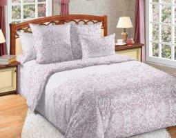 Комплект постельного белья семейный перкаль Виола