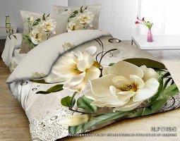 Комплект постельного белья 2сп сатин 3D Талисман