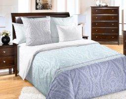 Комплект постельного белья евро mini сатин Силуэт 5