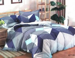 Комплект постельного белья евро mini сатин Демид