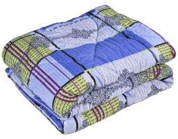 Одеяло ватное Евро 200х220 в бязи чемодан