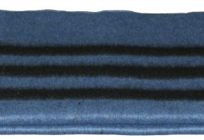 Одеяло п/ш  1,5сп Армейское 83% шерсть 810г/м2 ТУ