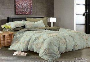 Комплект постельного белья семейный сатин Гармония