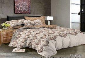 Комплект постельного белья семейный сатин Загадка востока