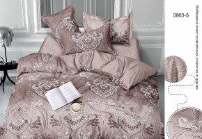 Комплект постельного белья семейный сатин Милагрос