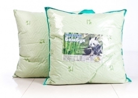 Подушка Бамбук 70х70 Люкс