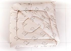 Одеяло верблюжье 1,5сп Зима стандарт