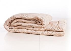 Одеяло верблюжье 2сп Зима стандарт
