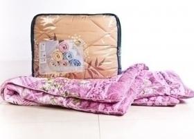 Одеяло ватное 1,5сп чемодан п/эстер