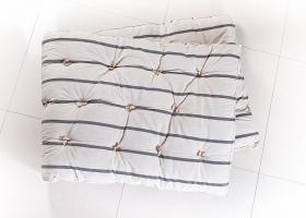 Матрас ватный (швейная вата) 90х190