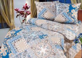 Комплект постельного белья евро бязь АРТ-Флоренция