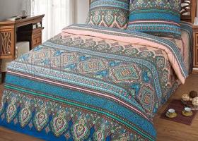 Комплект постельного белья семейный бязь АРТ-Шедевр