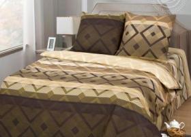 Комплект постельного белья евро бязь АРТ-Дейзи