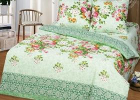 Комплект постельного белья семейный бязь АРТ-Джулия
