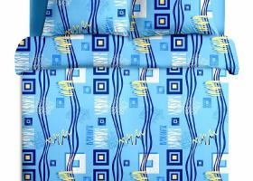 Комплект постельного белья 1,5сп бязь ГОСТ Пикассо