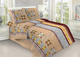 Комплект постельного белья 1,5сп бязь ГОСТ Фортуна вид 1