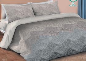 Комплект постельного белья семейный бязь ГОСТ Плетенка
