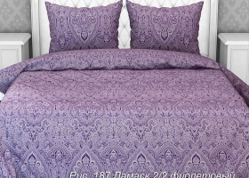 Комплект постельного белья 2сп бязь ГОСТ Дамаск 2