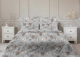 Комплект постельного белья евро бязь ГОСТ Валери 1