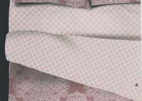 Комплект постельного белья семейный из бязи Стандарт Бренда 1