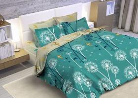 Комплект постельного белья семейный из бязи Стандарт Мечта