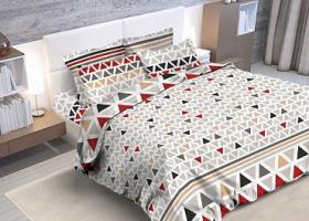 Комплект постельного белья евро бязь ГОСТ Румба 1