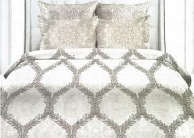 Комплект постельного белья семейный из бязи Стандарт Альберто