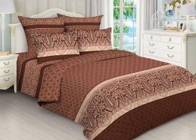 Комплект постельного белья семейный из бязи Стандарт Викториан