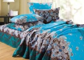 Комплект постельного белья 1,5сп бязь Стандарт Восточная ночь