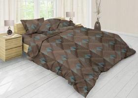 Комплект постельного белья семейный из бязи Стандарт Аккорд 1