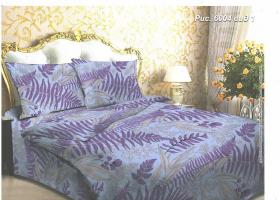Комплект постельного белья семейный из бязи Стандарт Назила