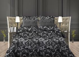 Комплект постельного белья евро из бязи Стандарт Валенсия 8