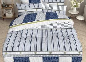 Комплект постельного белья евро бязь Стандарт Ричард