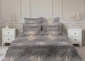 Комплект постельного белья евро бязь Стандарт Сонет