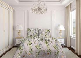 Комплект постельного белья евро бязь Стандарт Амели