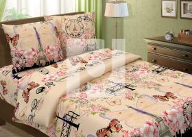 Комплект постельного белья 2сп бязь Традиции текстиля Бонжур