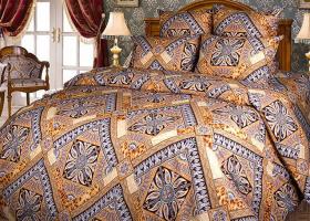 Комплект постельного белья 1,5сп бязь Стандарт Персия