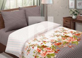 Комплект постельного белья 2сп бязь Традиции текстиля Мишель