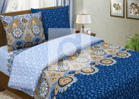 Комплект постельного белья семейный из бязи Cтандарт Богема