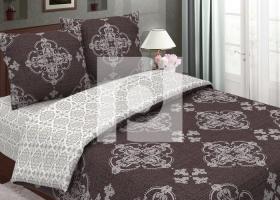 Комплект постельного белья 2сп бязь Традиции текстиля Брауни